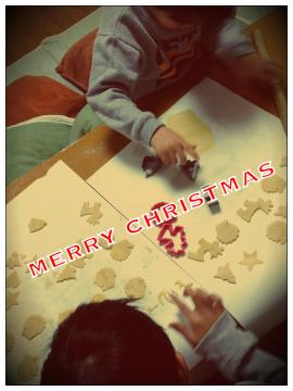 クッキー 手作り クリスマス