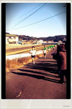 マラソン 1等賞 試走