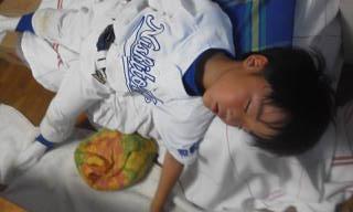 少年野球 野球 睡眠