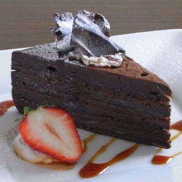 バレンタイン チョコレートケーキ 濃厚