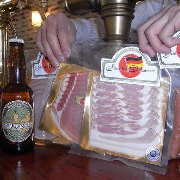 ハム ソーセージ ドイツの味