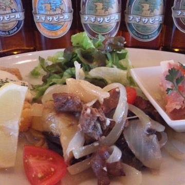 ランチ 南紀白浜 ナギサビール