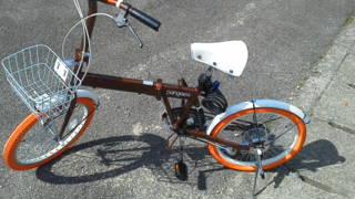 自転車 折りたたみ 通勤