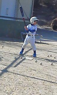少年野球 バッティング 野球