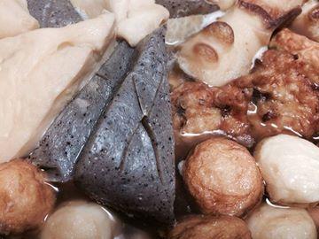 鍋料理 おでん 定番メニュー