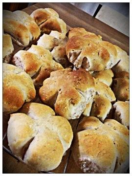 ホームベーカリー パン焼き機 クルミパン