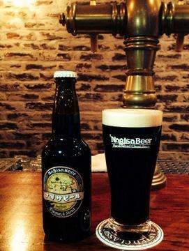ナギサビール 限定醸造 スタウト