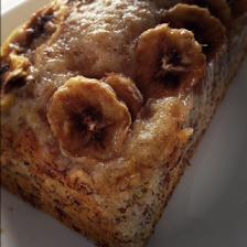 おやつ バナナ ケーキ