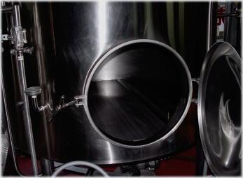 ナギサビールマッシュタン(糖化釜)
