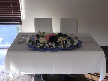 結婚式 テーブルコーディネイト
