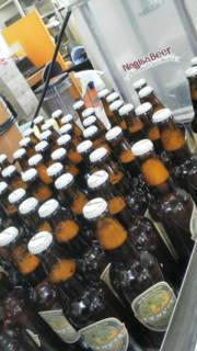 ナギサビール 南紀白浜 瓶詰め
