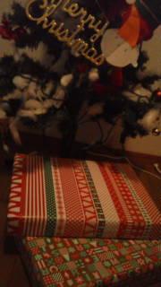プレゼント サンタクロース ツリー