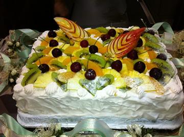 ウエディングケーキ 結婚式 ケーキ