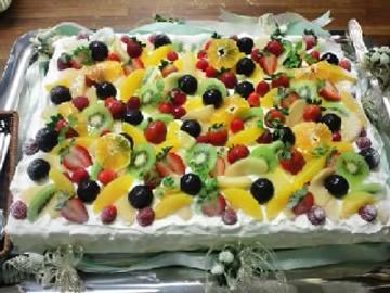 ケーキ ウエディングケーキ ケーキ入刀