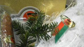 クリスマス ケーキ シュトーレン